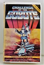 Challenge of the Gobots - Volume 3 VHS '80s Animation! Invasion From 21st Level