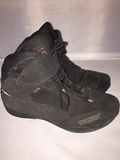 Pre-owned TCX Mens Jupiter 2 Gore-Tex Motorcycle Riding Casual Shoes size 8