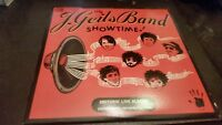 "The J. Geils Band ""Showtime!"" Vinyl Record LP - Rock - 1982 - 12"" -  VG+"