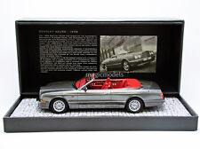 Minichamps 1998 Bentley Azure Convertible Grey Metallic LE of 999 1/18 In Stock!