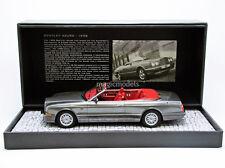 Minichamps 1998 Bentley Azure Convertible Grey Metallic LE of 999 1/18 Scale.