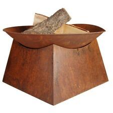 New listing Howley Steel Wood Burning Fire Pit~Fire Bowl~ Roasting Marshmallows