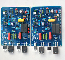 2pcs QUAD405 mono Audio Power Amplifier Assembled Board DC +/-40V to +/- 50V(3A)