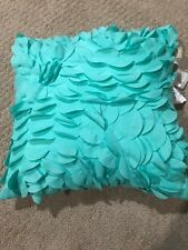 PB Teen Light Green Pillow