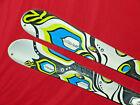 K2 Lotta LUV T:Nine T9 Women's Skis 149cm w/ Marker 11.0 TC Integrated Bindings