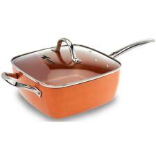 Baterías de cocina de cobre