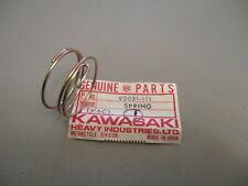 REAR HUB   F11  1973 1974 1975  41042-010 NOS KAWASAKI  DUST SHIELD CAM SHAFT