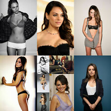 Mila Kunis - Pack of 5 Prints - 6x4 8x12 A4 - Choice of 115 Hot Sexy Photos