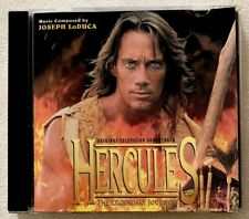 Hercules: The Legendary Journeys by Joseph LoDuca Soundtrack CD 1995