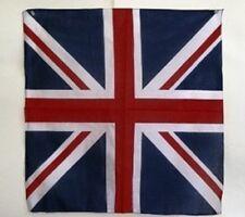 55.9cmx55.9cm GB Reino Unido Bandera algodón BANDANA