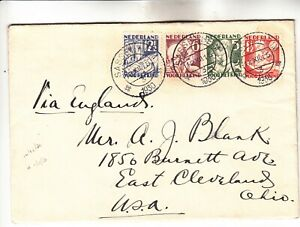 Netherlands B44-47 Cover
