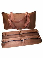 Coffee Color Mah Jongg Soft Bag Empty Bag , Mah jongg carry bag