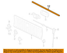 GM OEM-Spoiler / Wing Kit 15932248