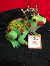 """Westland Fanciful Frogs """"Frog Prince� Item# 6336 by Westland Giftware. Frog"""