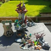 Playmobil 4836 Dragon's Dungeon With Extras Play Set Castle Knights