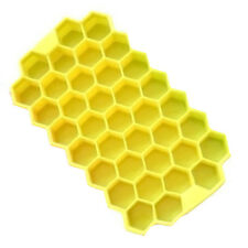 Silicone Honeycomb Shape Jelly Pudding Cake Chocolate Ice Tray Mold Mould Cool