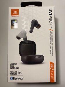 JBL LivePro+ InEar-Headphones, Schwarz, Original verpackt, Mit Case