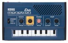 *KORG analog synthesizer monotron DUO Monotoron duo