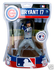 KRIS BRYANT CHICAGO CUBS 6' Action Figure Imports Dragon MLB 2016 - NEW