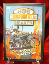DVD - Hog Heaven: River Run Wild Live to Ride, Ride to Live!