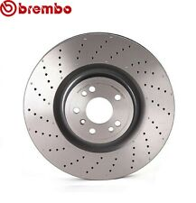 For Mercedes GL350 AMG 450 ML550 Brake Disc Rotor Front 4.6L Brembo 09A96021