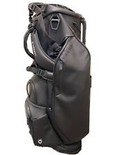 Vessel Players Iii Black Stand Bag 14 way top Brand New Vessel Golf Bag