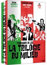 Fernando Di Leo : la trilogie du milieu - Coffret 3 DVD + livret 52 pages