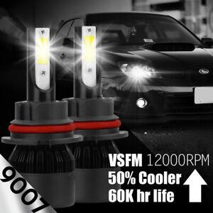 9007 488W 48800LM CREE LED Headlight Kit Hi/Low Beam Bulbs White 6K High Power