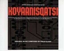 CD PHILIP GLASSkoyaanisqatsiGERMAN EX+ (A4149)