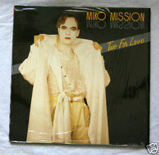 Disco Vinilo 45 tours Maxi - Miko Mission Dos para Love