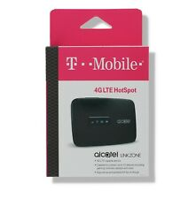NEW Alcatel MW41TM GSM Unlocked T-Mobile At&t 4G LTE Hotspot Mifi Router