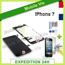 ECRAN COMPLET IPHONE 5/5C/5S/SE/6+/6S+/7+/8+VITRE TACTILE+LCD RETINA SUR CHASSIS