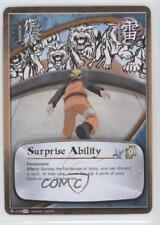 2010 Naruto Collectible Card Game: Path of Pain #710 Surprise Ability Gaming 0d8