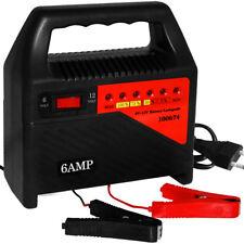Kfz Ladegerät Batterieladegerät Auto Batterie Akku Batterielader 6V 12V 6 A Pkw