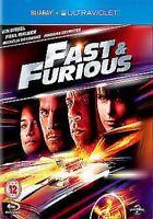 Fast & Furious 4 - Fast And Furious Blu-Ray Nuevo Blu-Ray (8295770)
