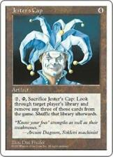 Jester's Cap NM MTG Fifth Edition 5th Magic