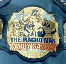 World Wrestling Federation The Macho Man Randy Savage