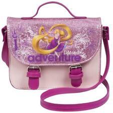 Disney Princesse Raiponce filles Mini sac cartable à bandoulière paillettes rose