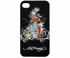 Ed Hardy Dual Koi Case Sleeve Pouch Cover Case Bag Apple iPhone 4 4s 4gs