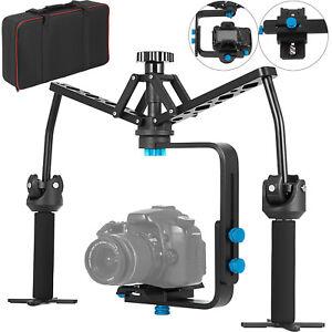 Handheld Stabilizer Video Spider Gimbal Canon Nikon Steadicam For DSLR Camera