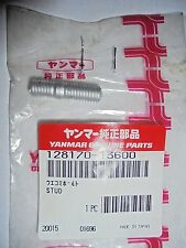Genuine Yanmar Part Stud Assembly 128170-13600