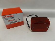 NOS YAMAHA 85G-84710-00-00 TAILLIGHT ASSEMBLY SV80 SV125