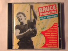 BRUCE SPRINGSTEEN Live at Winterland cd ITALY UNIQUE