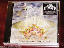 Sacred peu : Beyond the Iron Walls CD 2015 CHANSONS Extras Shadow Kingdom USA