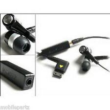 Genuine Samsung Black Wired Handsfree Headphones Earphones for G600 / Tocco Lite