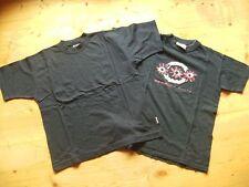 Hummelsheim T-Shirt Set Bekleidungspaket für Mädchen Größe 128 dunkelblau