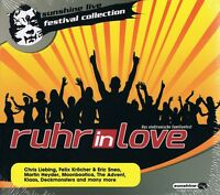 Sunshine Live Festival Coll. - RUHR IN LOVE - 2 CD NEU - PHUNK INVESTIGATION