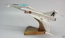 Angel Interceptor Captain Scarlet Spacecraft Desktop Kiln Wood Model Small New