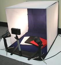 "20"" Photography Photo Studio Table Top Photo Box Light Folding Lighting Kit"