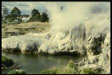 036032 géothermique activité Rotorua North Island A4 papier photo